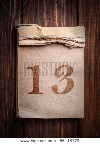 Old Calendar