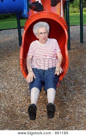 Sliding Grandmother 6