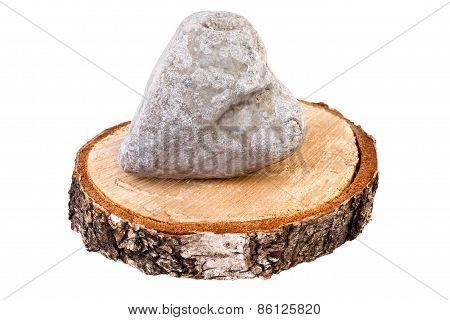 Stone Heart Tree Ring