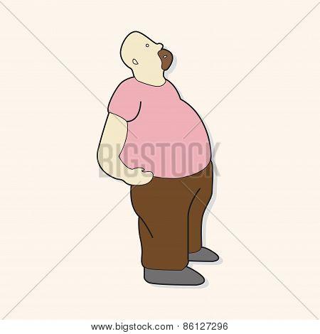Fatty Theme Elements