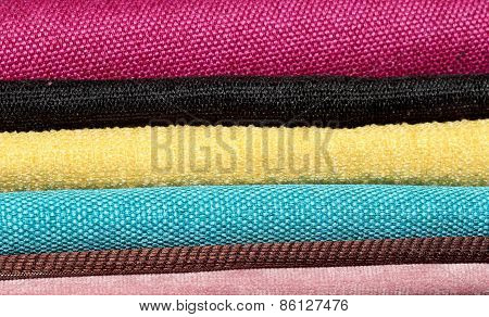 Color Sandwich Lined With Various Fabrics