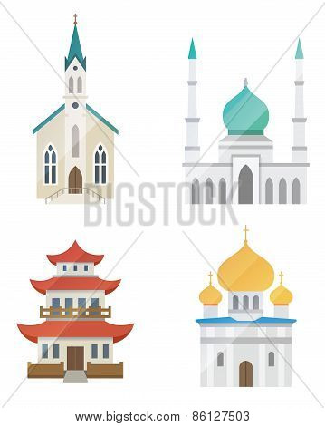 Church vector set