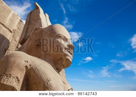 Karnak Temple In Luxor