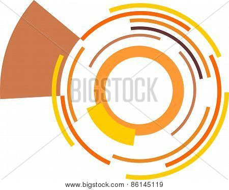 vector - hud rings