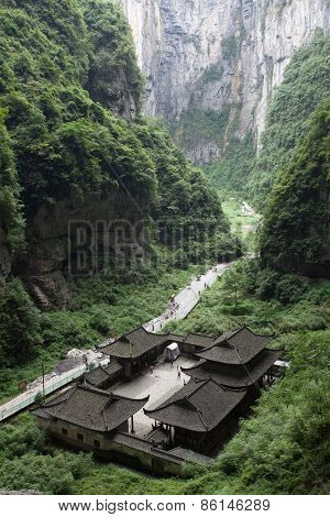 Tienfu Penthouse in Three Natural Bridges.