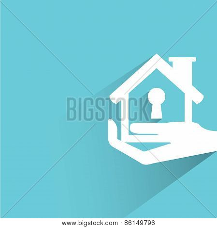 secure house, real estate investment