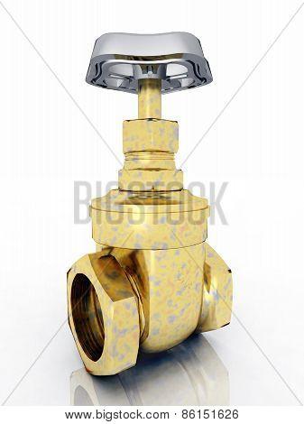 Plumbing stop cock