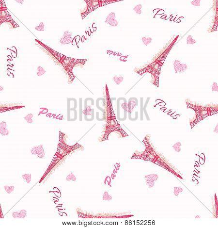 Eiffel Tower Pattern