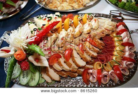 Luxury Looking Food Plate