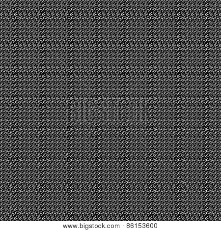 Abstract Pattern Black Texture