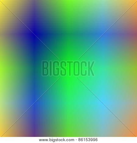 Iridescent Multicolored Background
