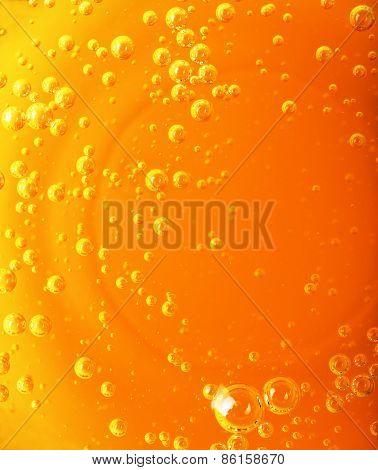 Honey Liquid Background Macro Closeup