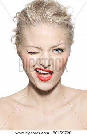 Beauty Wink