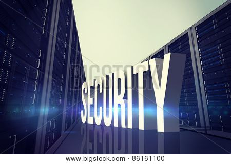 security against server hallway