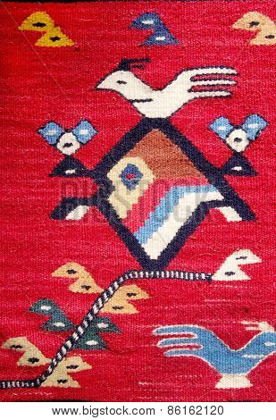 New Traditional Carpet From  Bulgaria