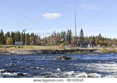 LAPLAND, SWEDEN ON SEPTEMBER 23
