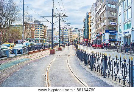 The Tram Line