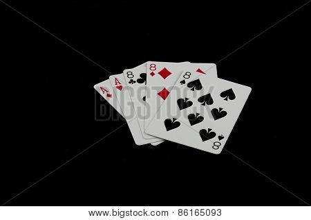 Aces And Eights Dead Man's Hand