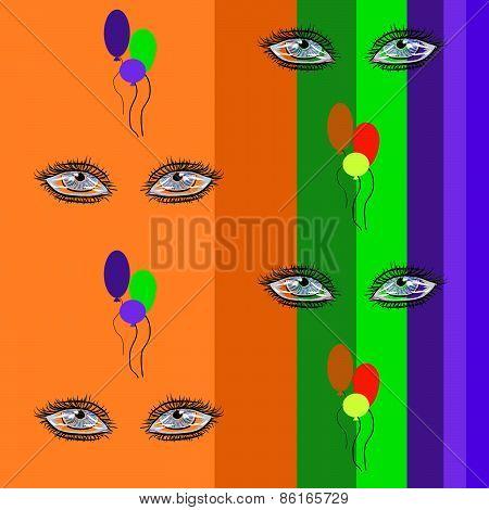 Web-art illustration