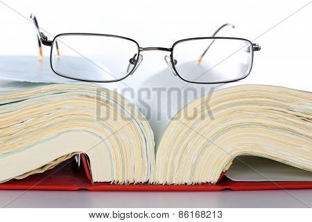Reading In Book