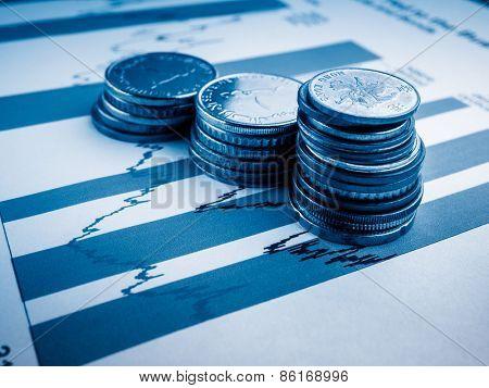 Stock Market Finance Account Report