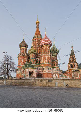 Beautiful St. Basil's Cathedral