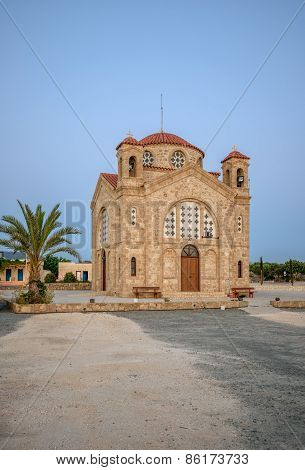 Agios Georgios Church On Cyprus