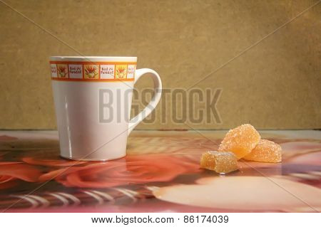 Cup Of Tea And Marmalade