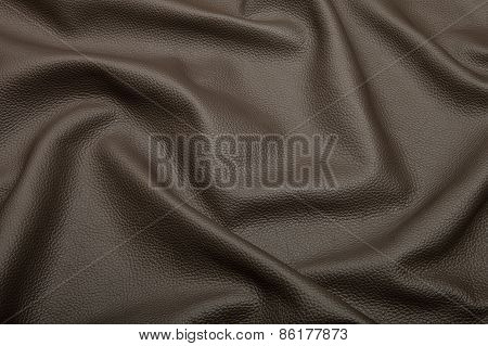 blown leather background