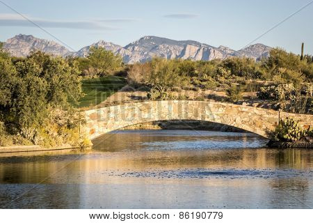 Desert Bridge in Tucson, Arizona