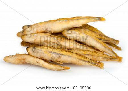 Fried Sand Smelt