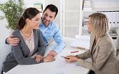 picture of meeting  - Professional business meeting - JPG