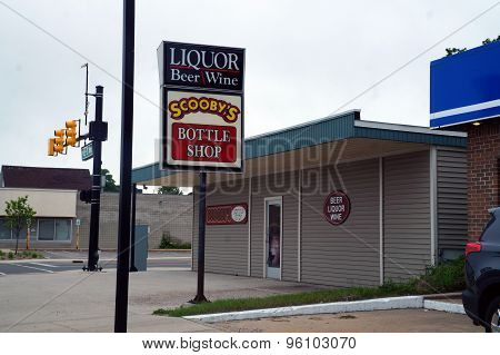 Scooby's Bottle Shop