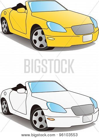 Sports Car, Convertible