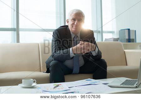 Senior financial expert