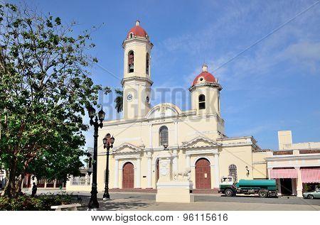 Cathedral Of Cienfuegos , Cuba