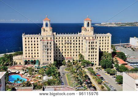 HAVANA, CUBA - MAY 6, 2014.
