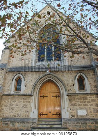 Wesley Church at Fremantle