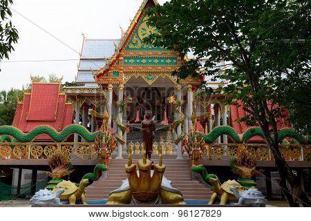THAILAND AMNATH CHAROEN TEMPLE