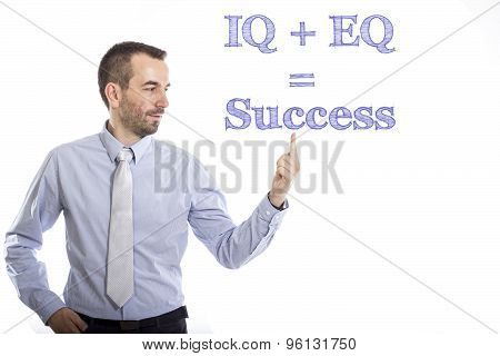 Iq + Eq =success
