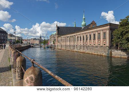 Holmen's Church Copenhagen