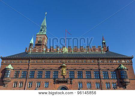 City Hall Copenhagen