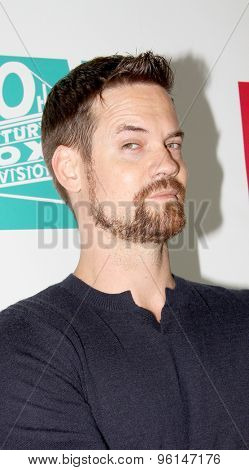 SAN DIEGO, CA - JULY 10: Shane West arrives at the 20th Century Fox/FX Comic Con party at the Andez hotel on July 10, 2015 in San Diego, CA.