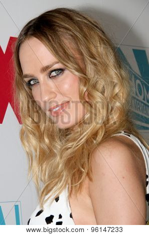 SAN DIEGO, CA - JULY 10: Ruta Gedmintas arrives at the 20th Century Fox/FX Comic Con party at the Andez hotel on July 10, 2015 in San Diego, CA.