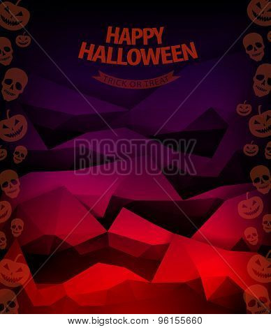Halloween background  horror