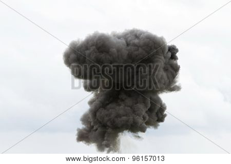 Black Smoke Cloud