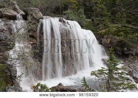 Cascade Waterfall - Stock image