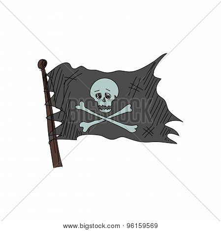 doodle Jolly Roger