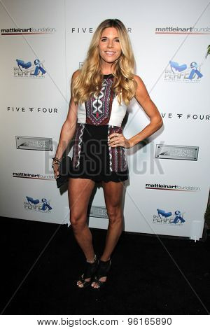 SAN DIEGO - JUL 16:  Andrea Bogart at the 9th Annual Celebrity Bowl for Charity at the Lucky Strike on July 16, 2015 in Los Angeles, CA