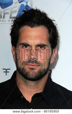 SAN DIEGO - JUL 16:  Matt Leinart at the 9th Annual Celebrity Bowl for Charity at the Lucky Strike on July 16, 2015 in Los Angeles, CA